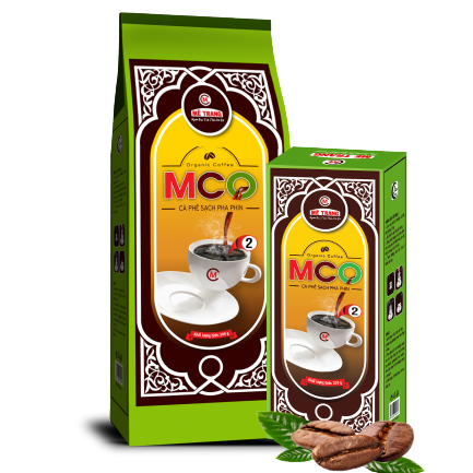 Mua MCO Organic Coffee 2