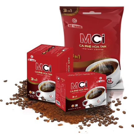 Mua MCi 3 in 1 Instant Coffee
