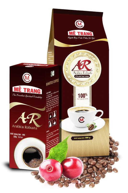 Mua Arabica Robusta Ground Coffe