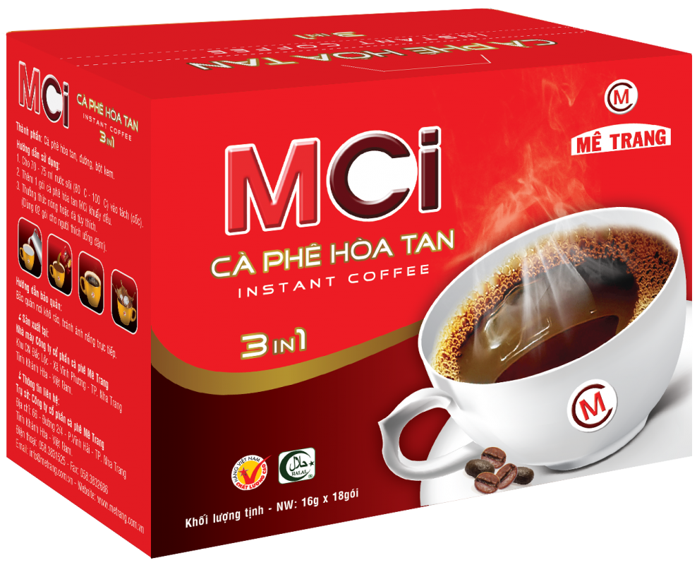 Mua Instant Coffee 3 in 1