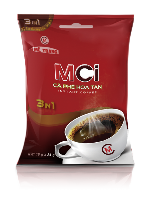 Instant Coffee 3 in 1 Coffe