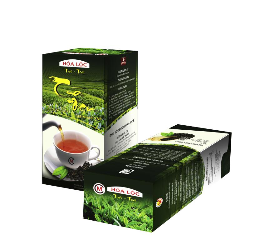 Mua Black Tea Hòa Lộc