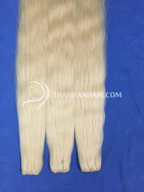 Mua Blonde Bulk Hair 100% Raw Hair