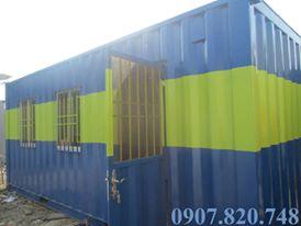 Mua Container Văn Phòng