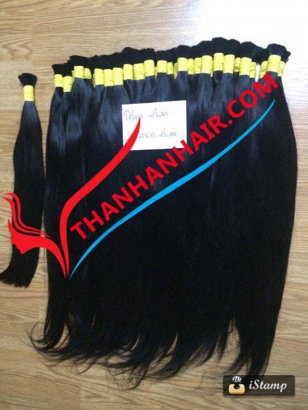 Mua Human bulk hair from Vietnamese hair