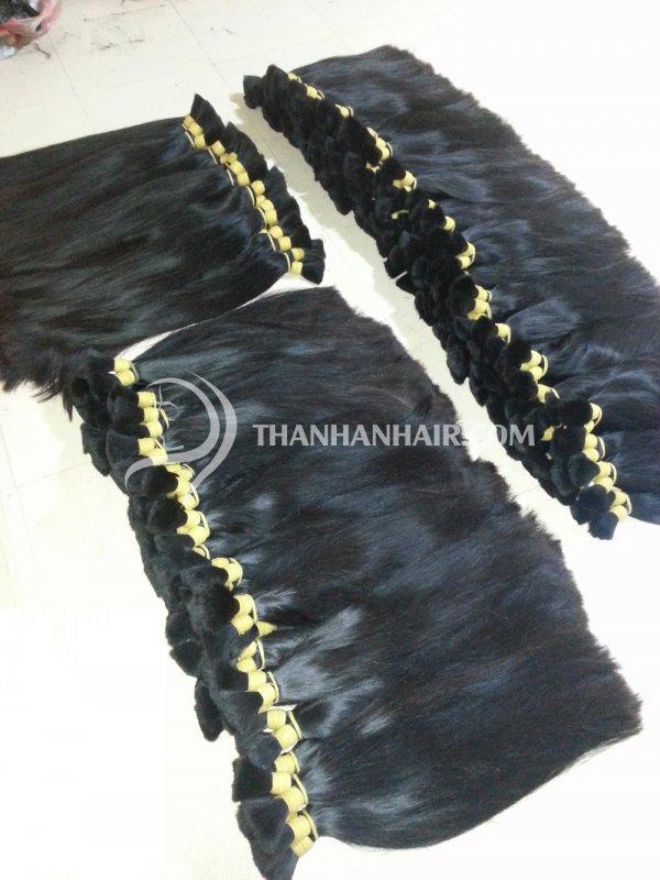 Mua Very high quality natural bulk hair from Vietnamese hair