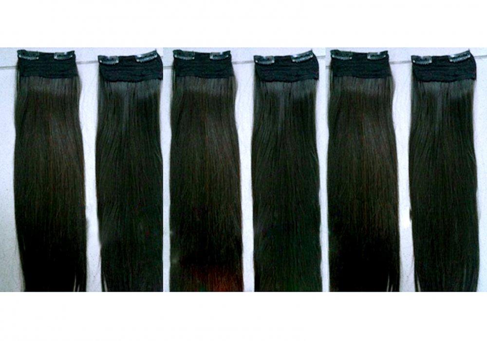 Mua Tape color straight hair