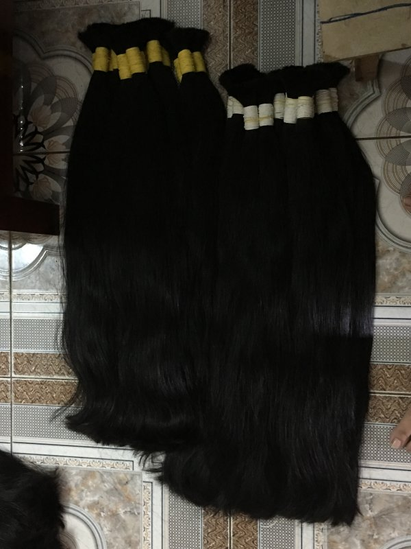 Mua Straight raw hair 100% vietnamese human hair