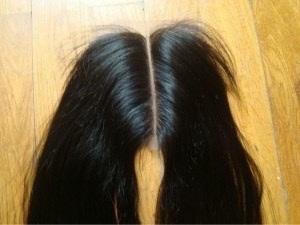 Mua 6A grade Best Virgin Brazilian Closure Straight Brazilian Lace Closure Bleached Virgin Human Hair
