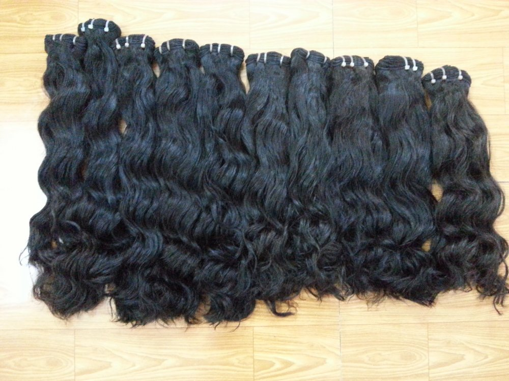 Mua The best quality super double human hair