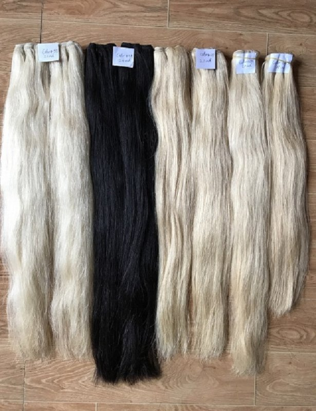 Mua Selling best quality 2017/ beautiful color hair 100% soft human hair