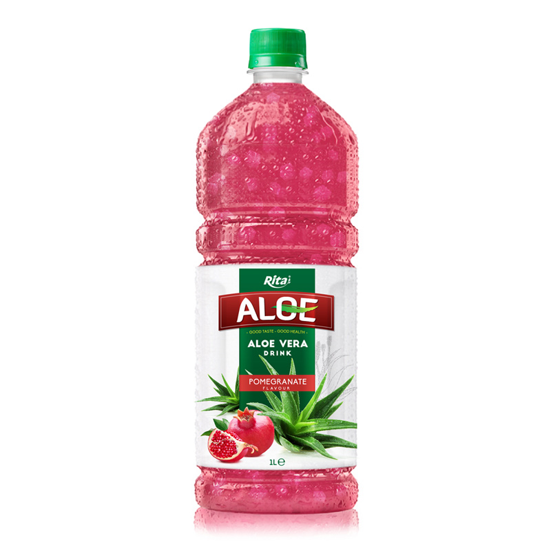 Mua Aloe Vera With Fresh Fruit Pomegranate from Beverage Suppliers Manufacturers