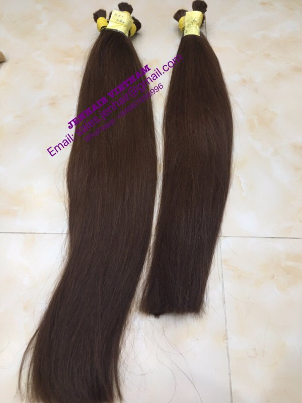 Mua Brown Straight Hair