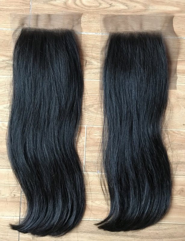 Mua Natural color lace closure hair extension