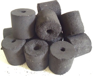 Mua Coconut shell charcoal briquette for BBQ