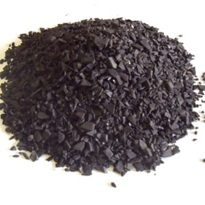 Coconut shell charcoal chip