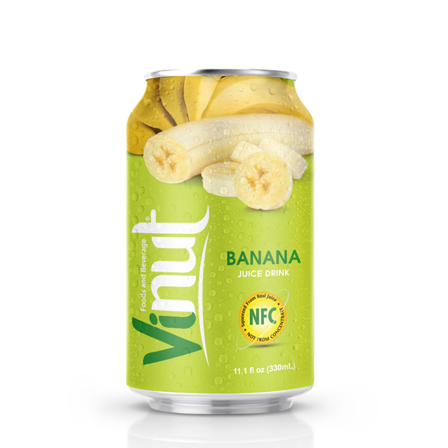 Mua 330ml Canned Banana juice drink