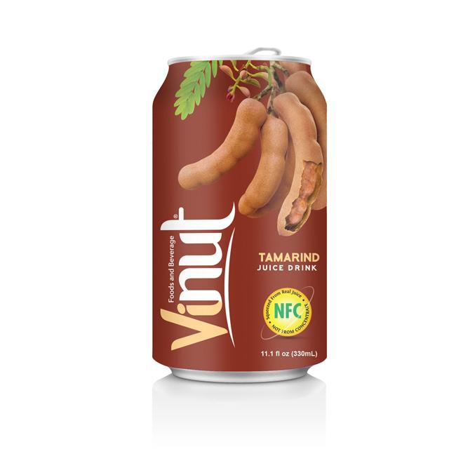 Mua 330ml Canned Fruit Juice Tamarind Juice Drink Supplier