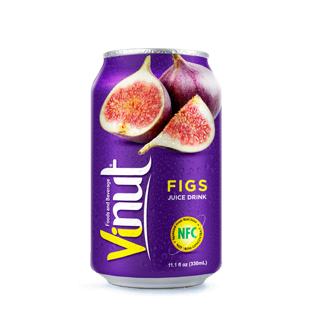 Купить 330ml Canned Figs juice drink