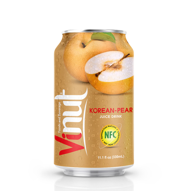 Mua 330ml Canned Korean-pear juice drink