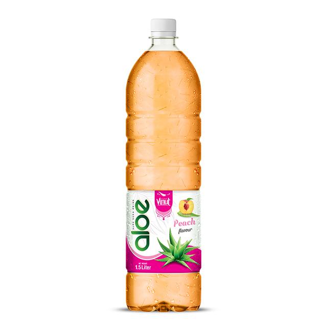 Купить Алоэ вера напиток бутылки 1.5L Премиум персиковый аромат