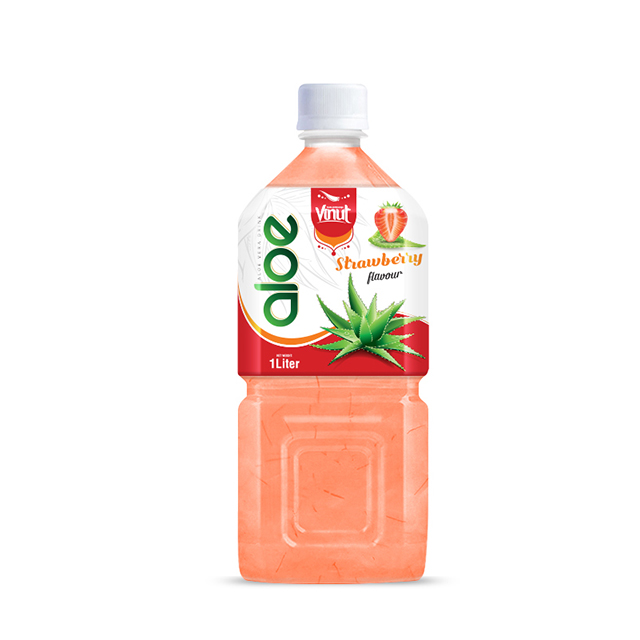 Mua 1LPremium Bottle Aloe Vera Drink Strawberry flavor