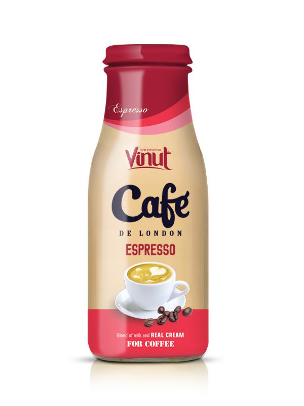 Купить Производитель кофе эспрессо Стеклянная бутылка 280мл