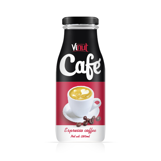 Buy Bottled 280ml Espresso coffee