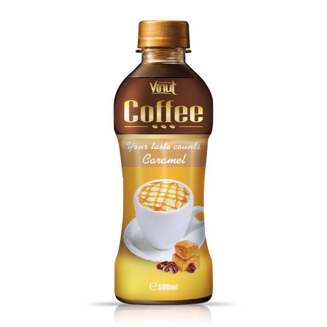 Купить Бутилированная кофе карамель 500мл