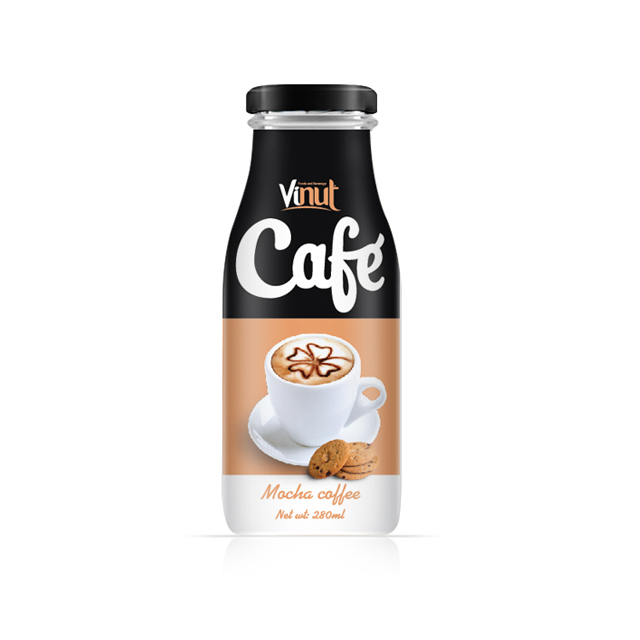 Buy Mocha coffee Bottled 280ml