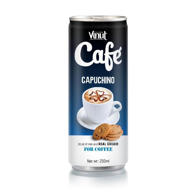 Купить Бутилированная 280мл кофе Капучино
