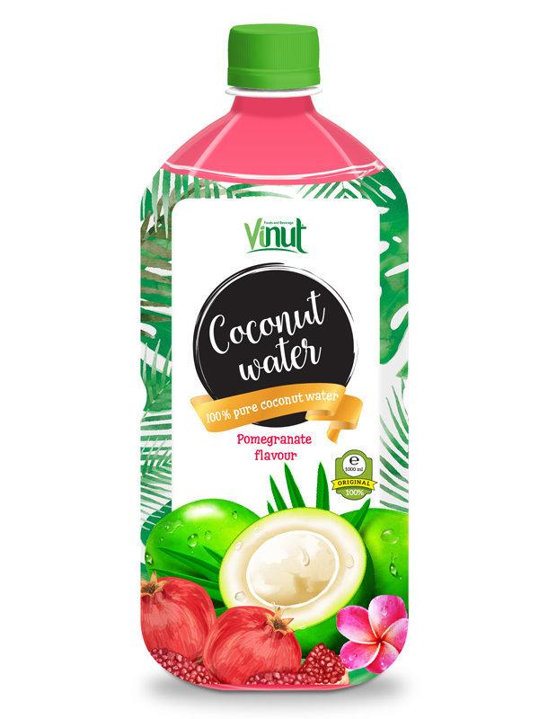 100%-я чистая кокосовая вода