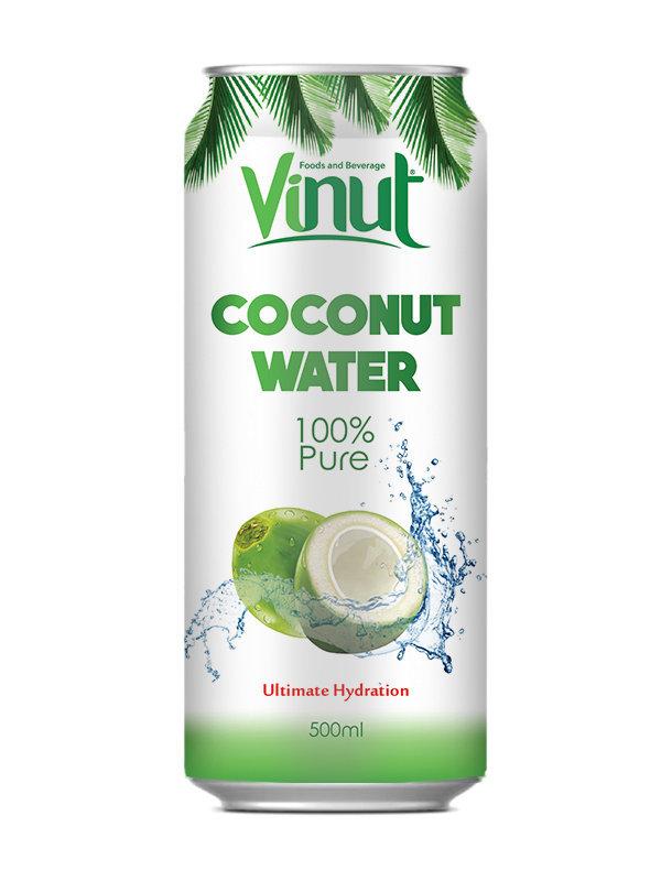 Купить 100 Pure 500мл Кокосовая вода
