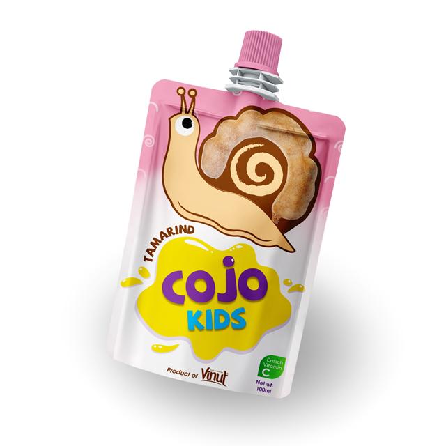 Vásárolni 100 ml-re Cojo gyerekek tasak Tamarind Juice ital