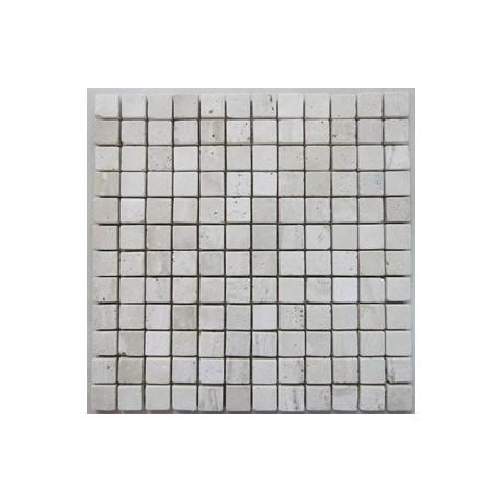 Mua Silk Tumbled Travertine Mosaic