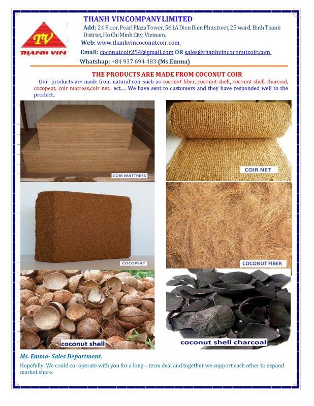 Mua Coconut fiber