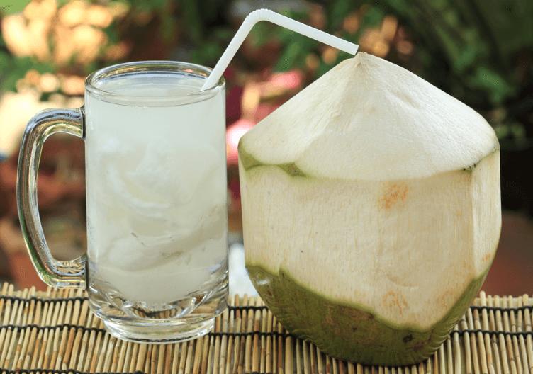 Mua Fesh young coconut