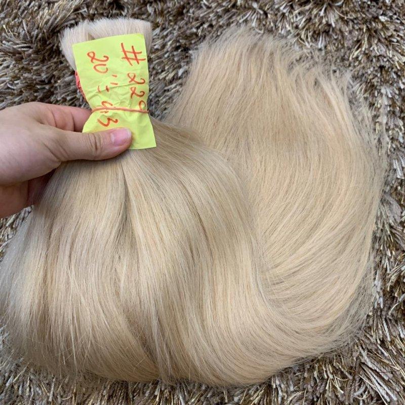 Bulk Color Hair
