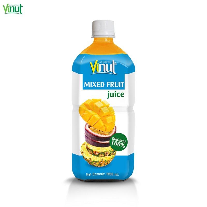 Купить 1л бутылки Original Mix фруктовый сок VINUT сок напитков