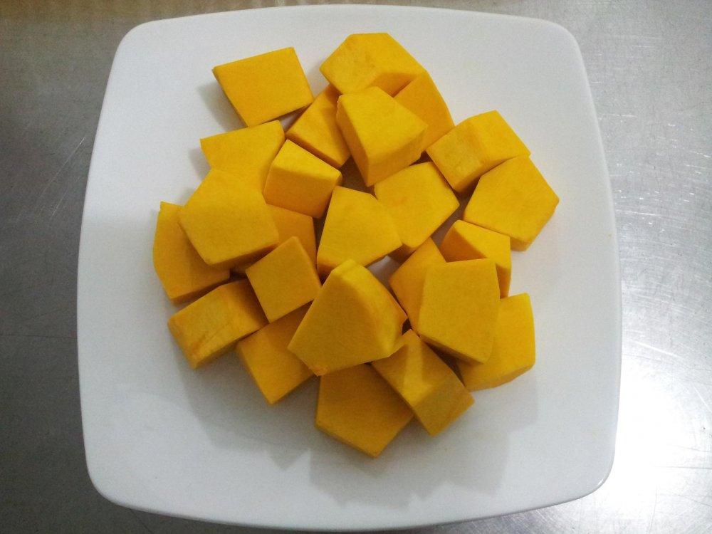 Mua Frozen pumpkin cubes