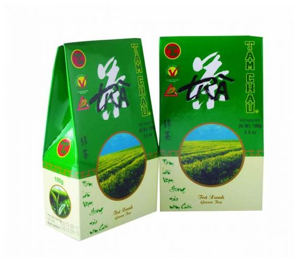 Mua Trà xanh Việt Nam 100G