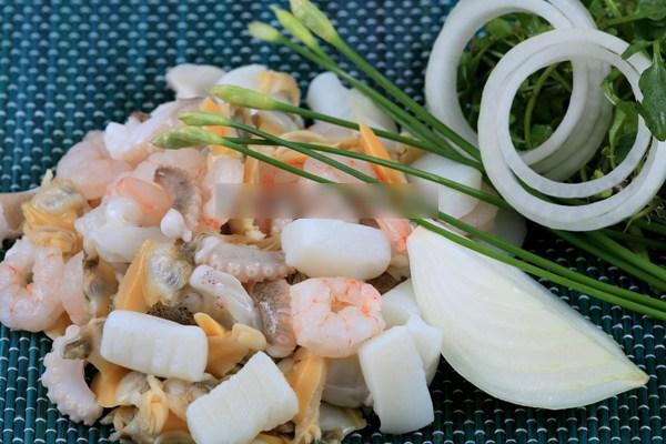 Mua Seafoodmix