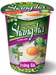 Mua Cháo ly đậu xanh Shang-ha trứng gà