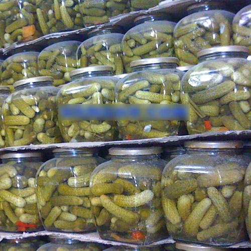 Mua Canned salted cornichon gherkin cucumber