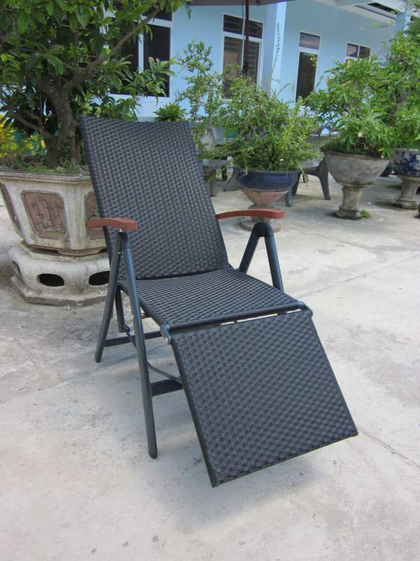 Mua 5-pos chair with footrest