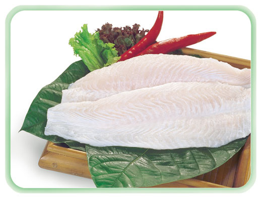 Basa Fillets (Well-trimmed)