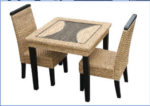 Mua Indoor dining set of 3pcs