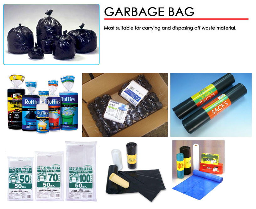 Mua Garbagage Bags