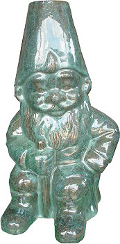 Mua Ceramic Santa Claus - Garden Ornament