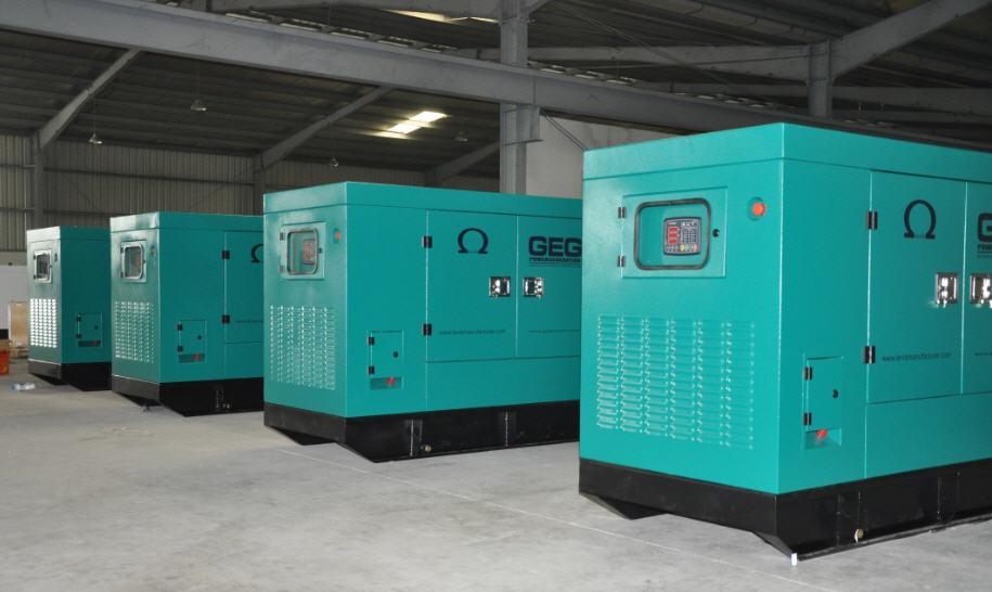 Mua Idustrial Disel Generator Set